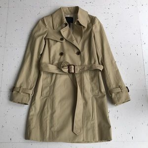 J Crew Collection Trench Coat